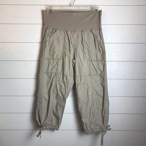Calvin Klein  Foldover Waist Cargo Pants